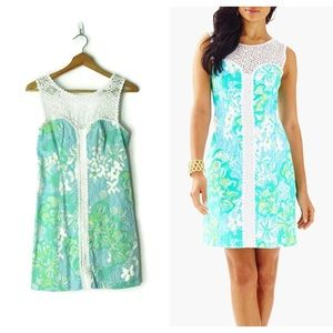 Lilly Pulitzer Sofia Lace Shift Dress